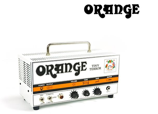 Orange Tiny Terror 15W.2
