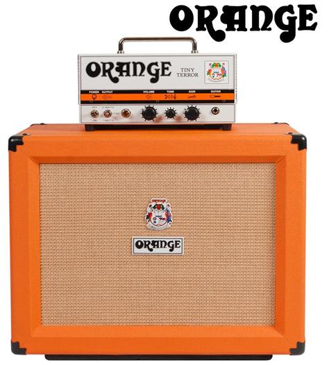 Orange Tiny Terror 15W.3