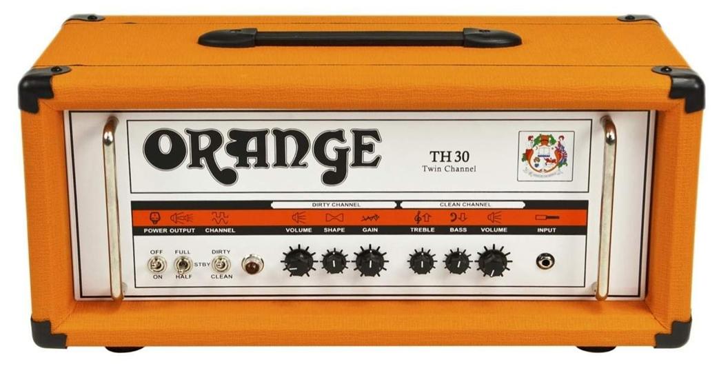 橘子Orange TH30 吉他音箱头